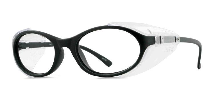 Picture of UVEX 5504 SAFETY FRAME BLACK