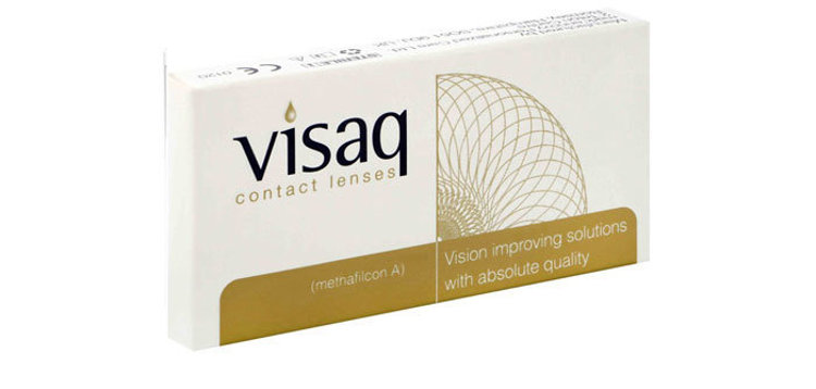 Picture of Visaq Monthly Contact Lenses (3 Months' Supply)