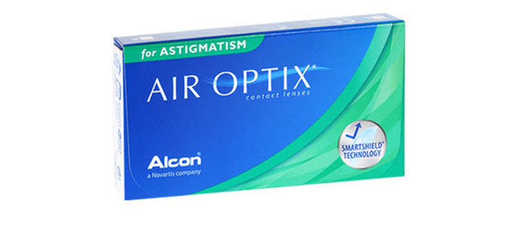 Picture of Air Optix for Astigmatism