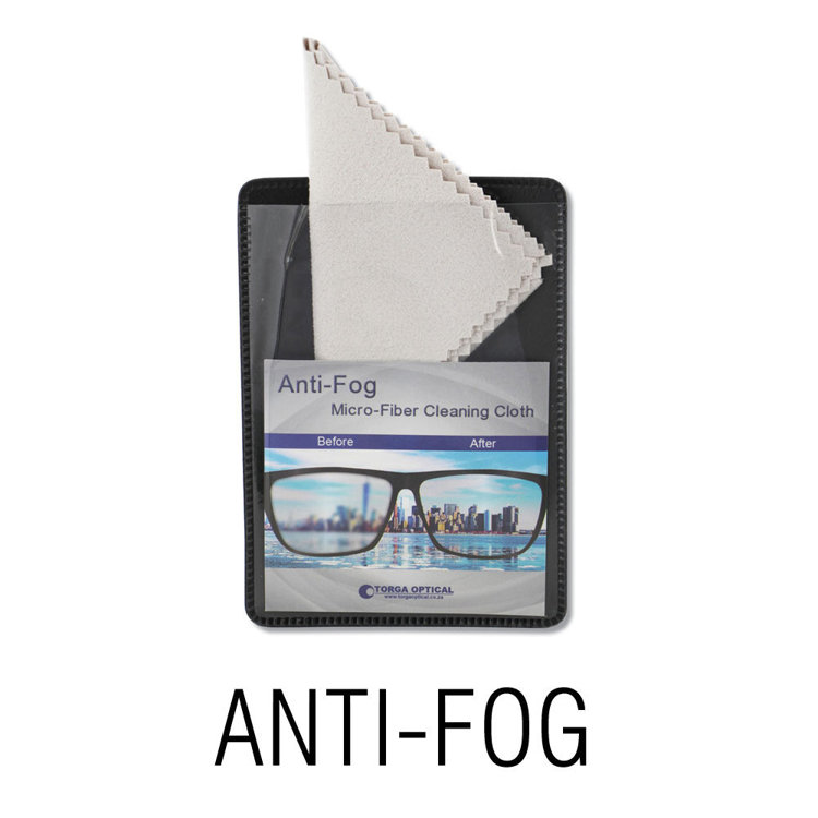 Picture of Anti-Fog Micro-Fiber Cleaning Cloth