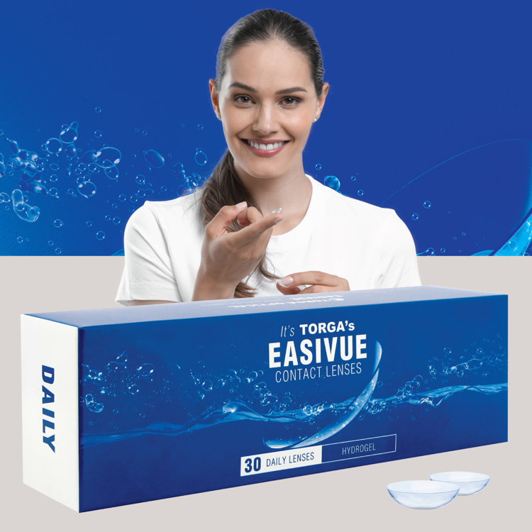 Picture of Torga Easivue Dailies Contact Lenses 30s